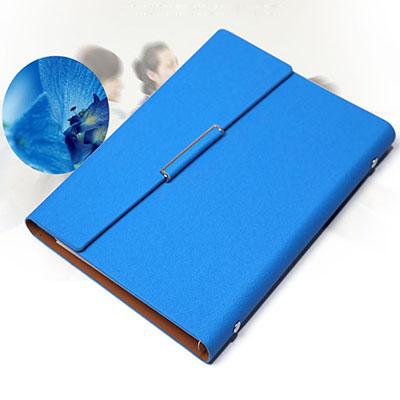 简约时尚商务笔记本