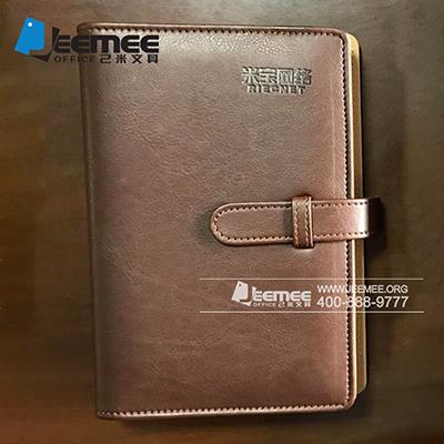 2019年8月 上海米宝网络科技有限公司 内部使用笔记本 订制订做定做笔记本工厂公司厂家企业